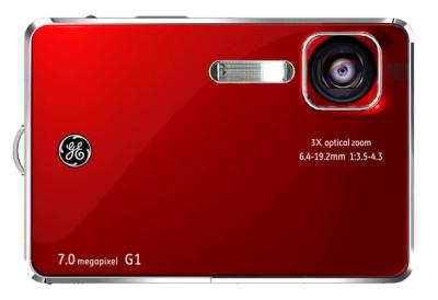 G1: 7 megapixels