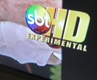 Sinal experimental do SBT