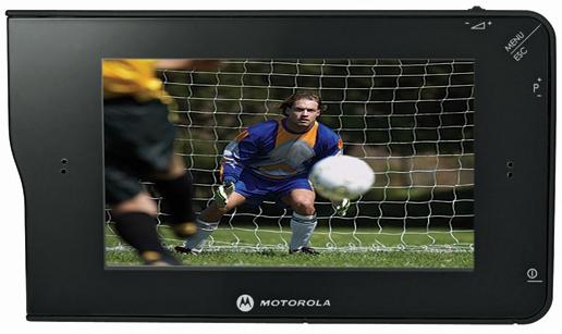 Motorola Mobile TV DH01