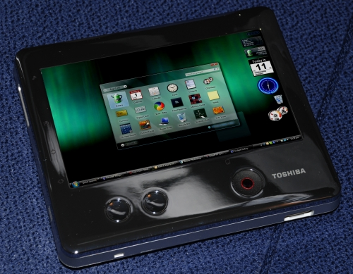 Protótipo da Toshiba
