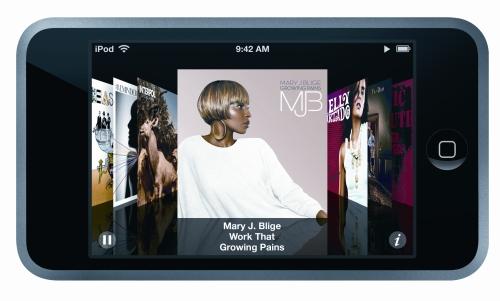 iPod Touch: agora com 32 GB