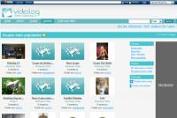 Videolog: grupos de usuários