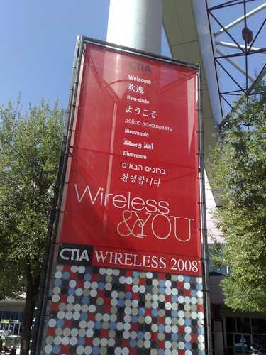 CTIA Wireless 2008