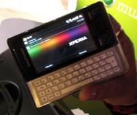 Sony Ericsson Xperia X1: nada além da interface