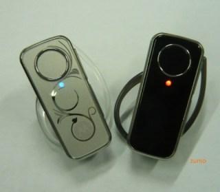 Fones Motorola H680: em gelo ou preto