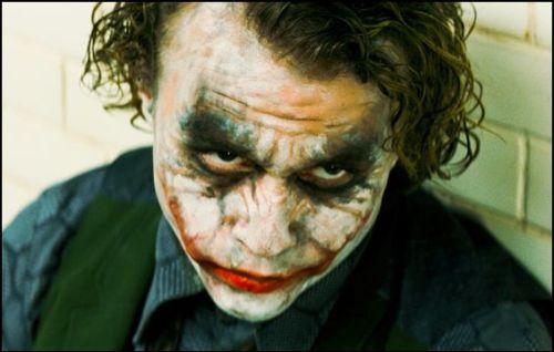 O Coringa sensacional de Heath Ledger (foto: divulgação)