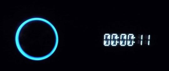 LG BD370: luz azul quando reproduz Blu-ray