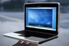 Nokia Booklet 3G com Windows 7