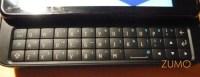 E um detalhe do teclado