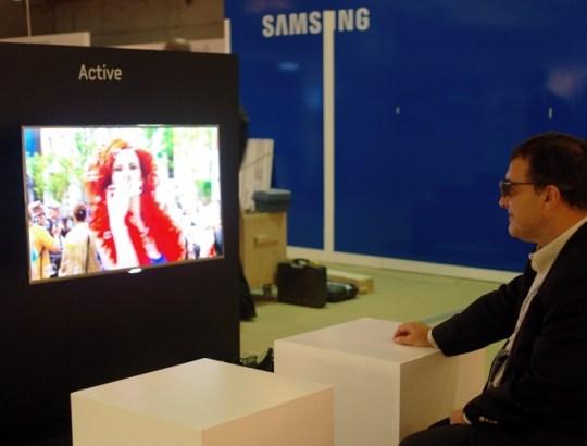 José Fuentes Molinero Jr, vice-presidente da divisão de eletrônicos de consumo da Samsung no Brasil.