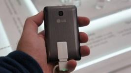 LG Optimus L3 II: câmera de 3 megapixels