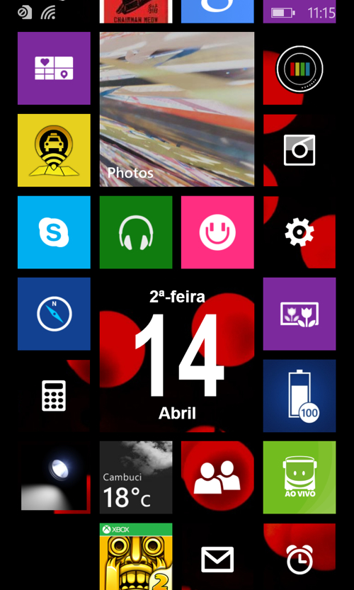 windows phone 8.1 - 07