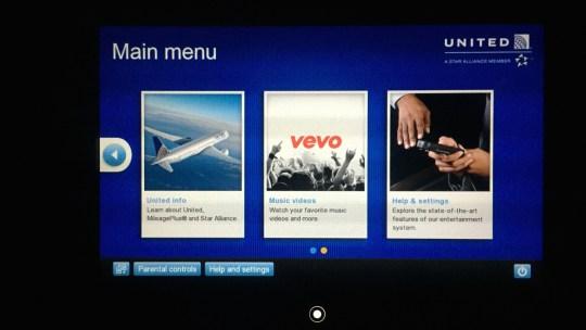 united 787  - 14