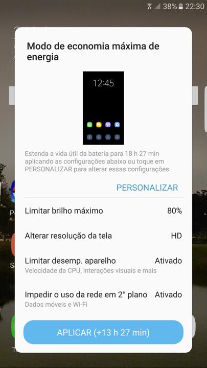 Samsung Galaxy Note 7 screen - 9