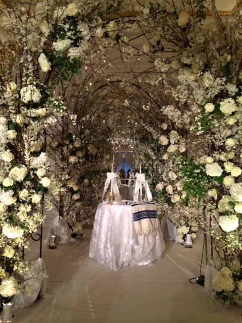 Chuppah For A JewishGreek Orthodox Wedding Interfaith