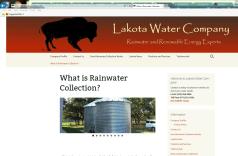 Lakota Water Company - Interfaith Networking