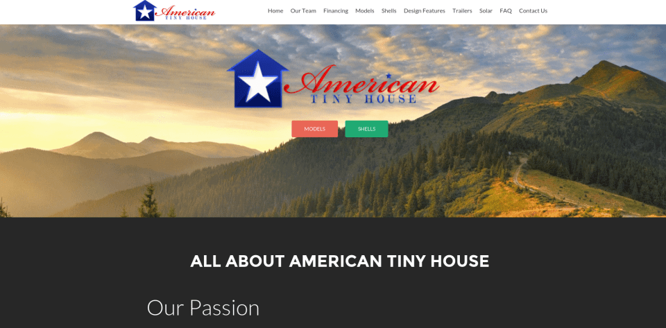 American Tiny House by Interfaith Networking