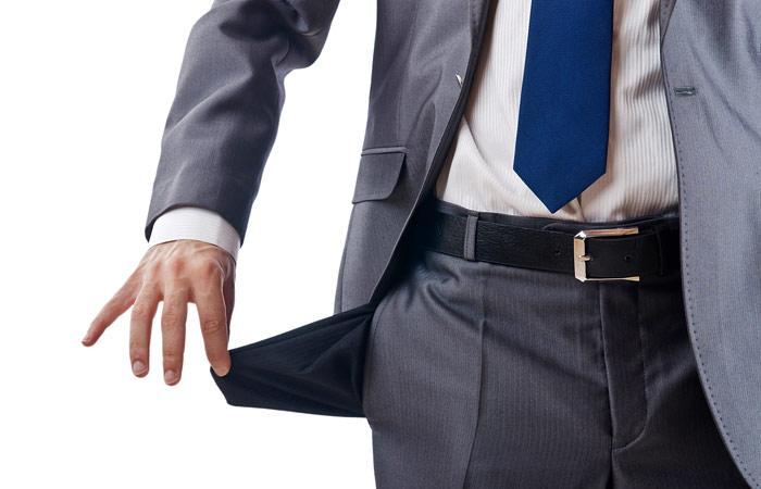 Под действие закона о банкротстве физлиц подпадут 580 тыс. человек