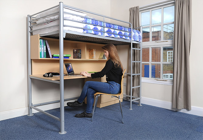 Bunk beds Study Bunks Storage Bunk Beds Contract