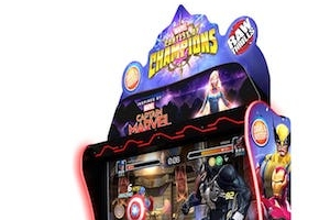 Coinop amusements news  Marvel Contest of Champions