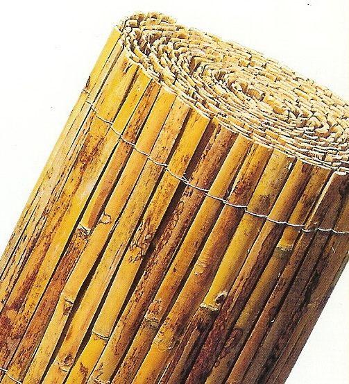 canisse bambou fendu 2x5m