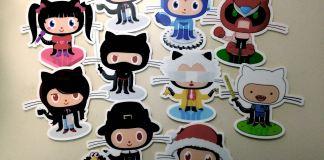 GitHub Octocats