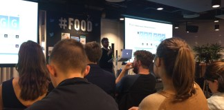 Hacks/Hackers at Twitter UK (Image: Peter Yeung)