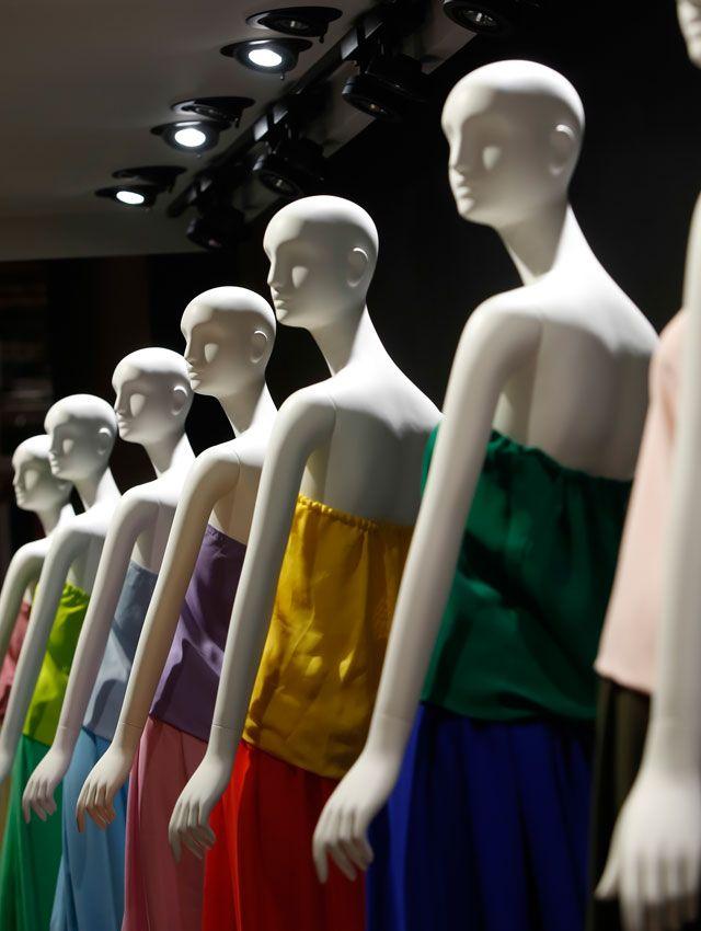 Decoración tiendas y locales - Euroshop 2014 retail