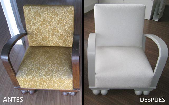 DIY Cmo restaurar muebles antiguos Interiaes