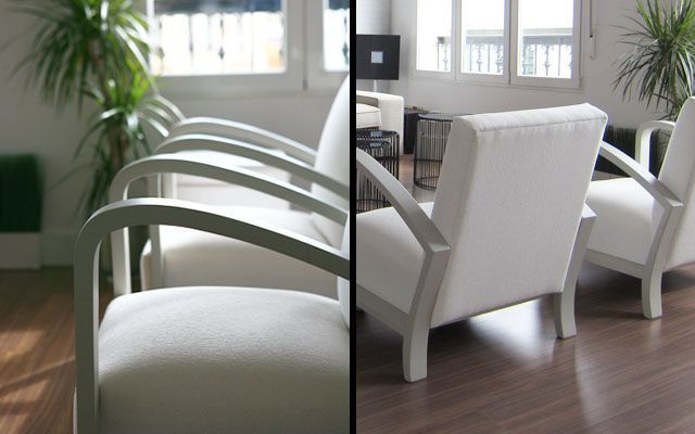 mobiliario antiguo restaurado