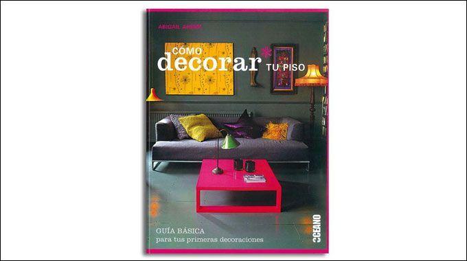 libro de decoración