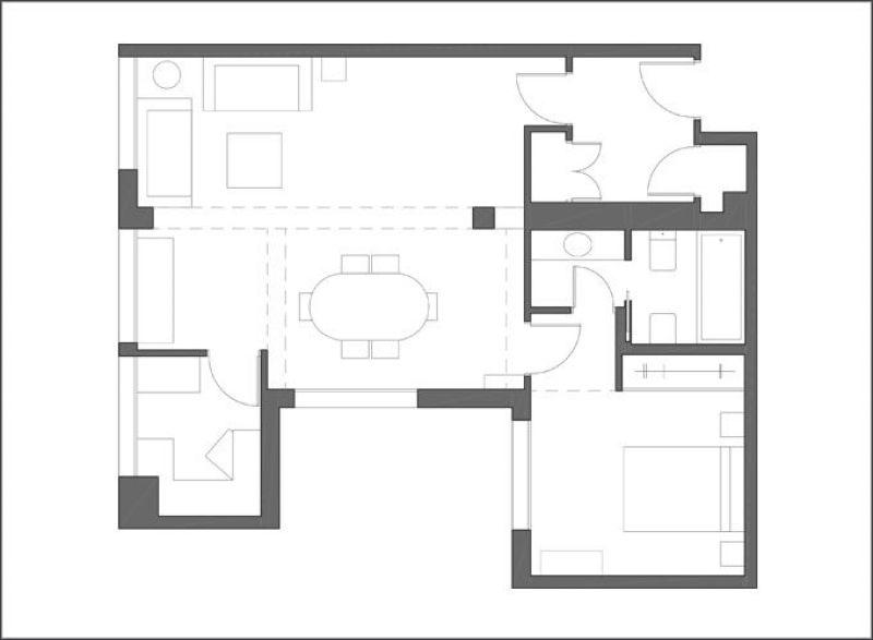 Reforma de un piso de alquiler