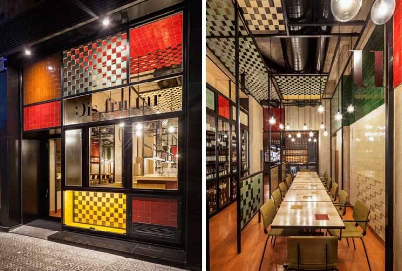 Premios al mejor diseño interior de restaurantes y bares  2015