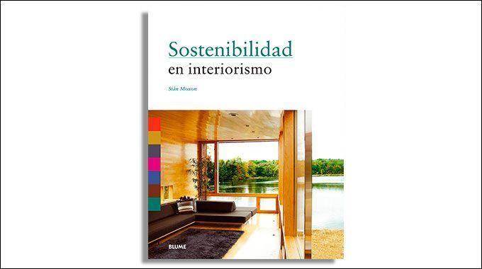 Libro Interiorismo sostenible