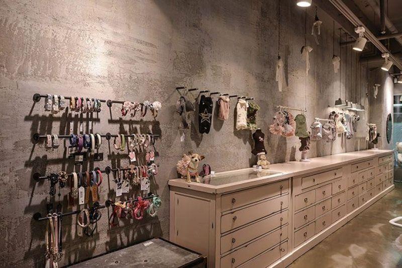 Interiorismo para una tienda de animales