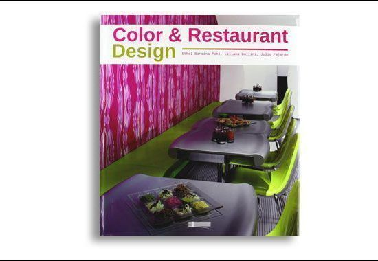 Libro diseño restaurantes