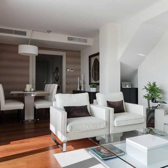 Proyectos for Decoracion piso en madrid