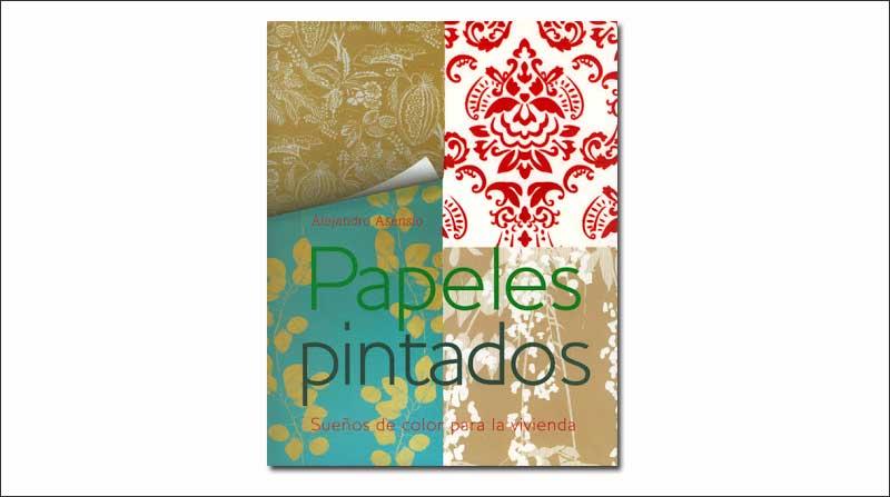 Libro papeles pintados for Papeles pintados ingleses