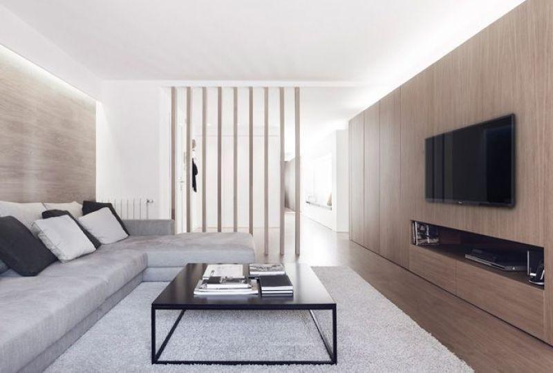apartamento clido de diseo minimalista - Diseo Minimalista