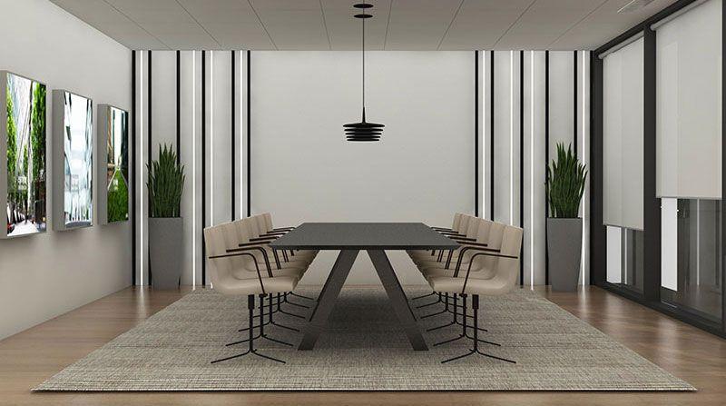 Decoracion oficina affordable cmo decorar una oficina con for Decoracion oficina creativa