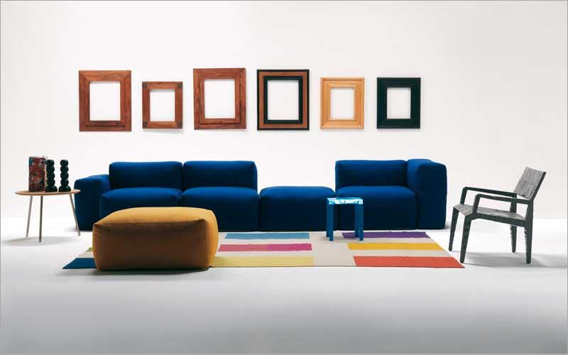 Sofa Superoblond - Jasper Morrison