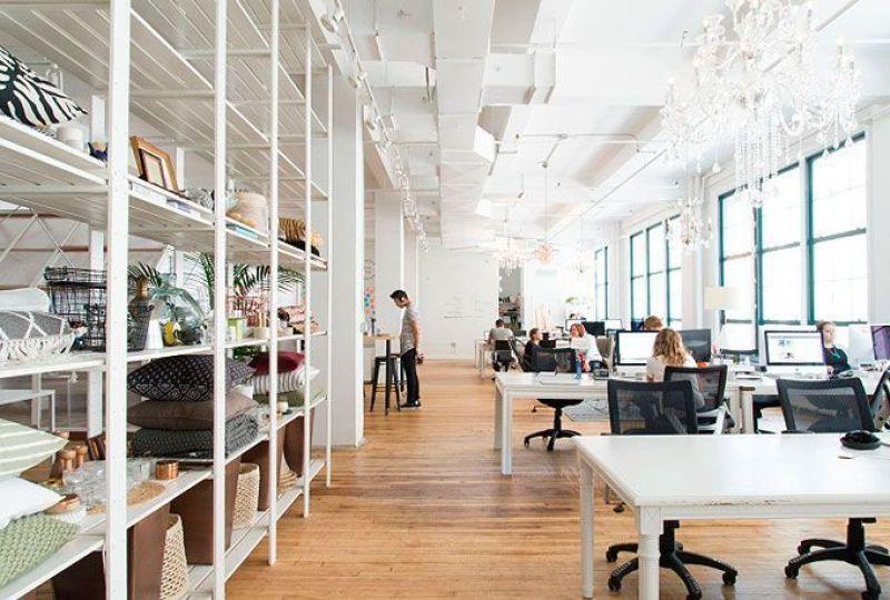 Oficinas Homepolish en Nueva York