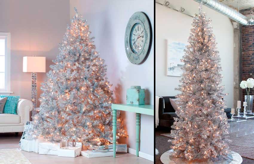 Decoración de árboles de Navidad