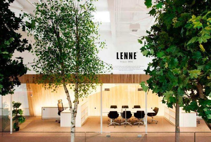 Oficinas Lenne en Estonia