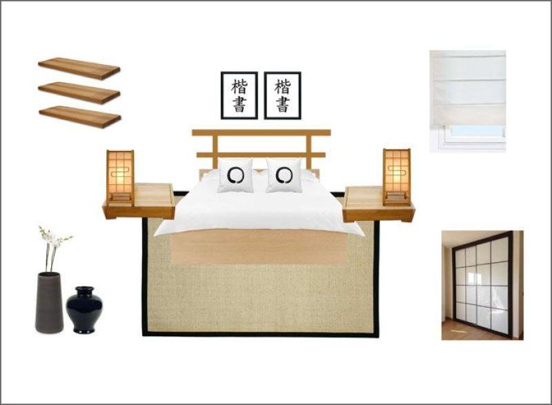 Proyecto de decoración y reforma - estilo zen