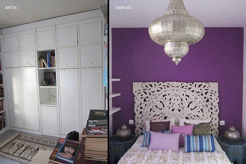 Estilo rabe zen y minimal para un piso de dise o for Mobiliario marroqui
