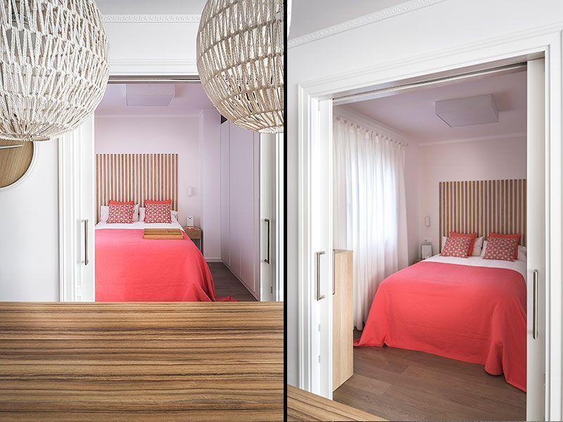 Interiorismo Madrid. Amueblamiento de un piso de 62m2.