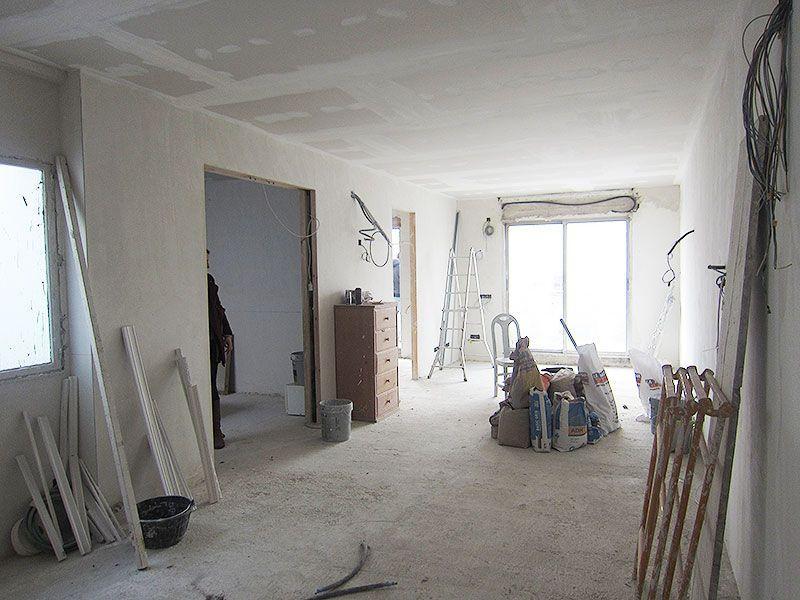 Reforma de un piso en Madrid