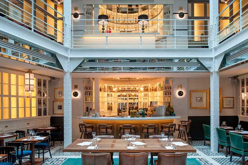 Restaurante Les Chouettes
