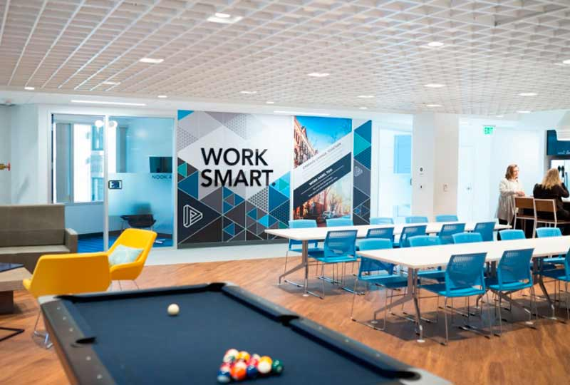 Oficinas Placester en Boston, Massachusetts